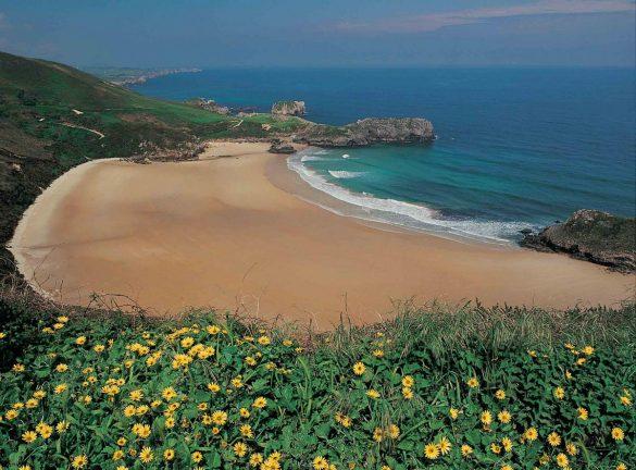 Playa de Torimbia (Llanes)