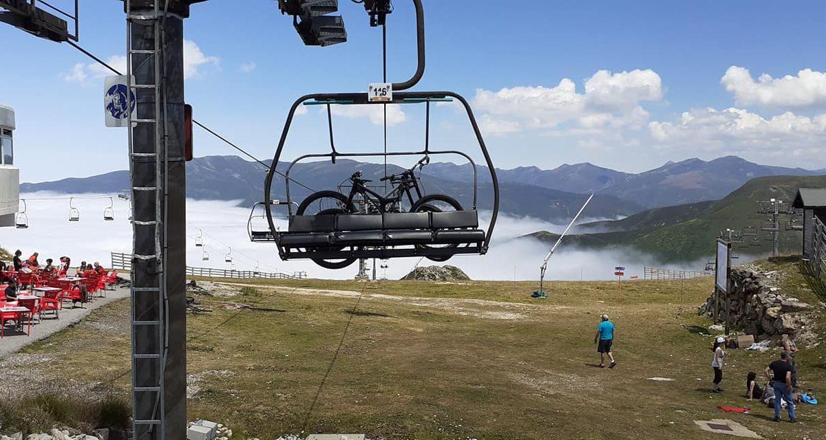 Veranu en Payares: más allá del esquí y la nieve