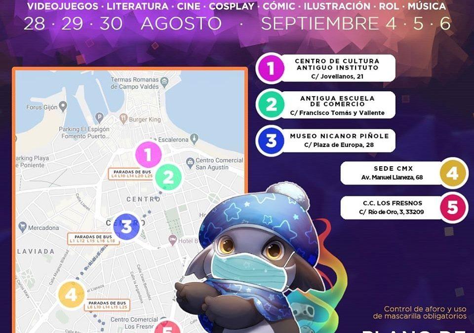 La Cometcon saca las entradas para disfrutar de más de 60 actividades gratuitas