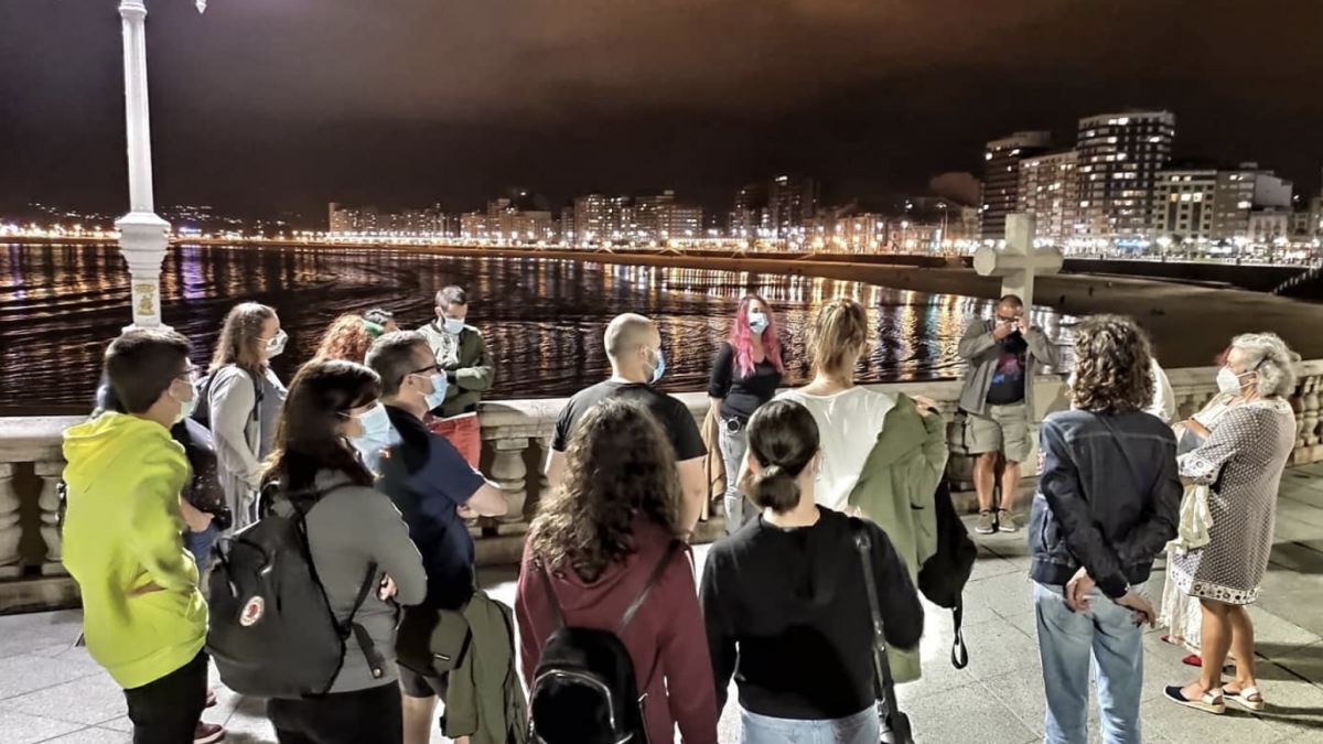'Xixón mete mieu' regresa con nuevas rutas en la semana de la Nueche d'ánimes