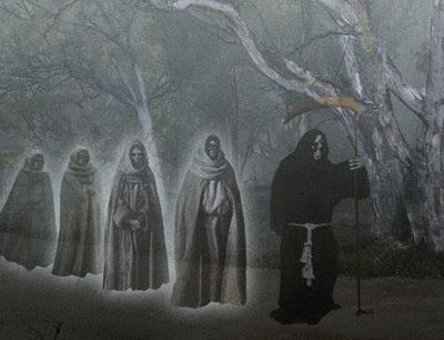 Los seres más terroríficos de la mitología asturiana