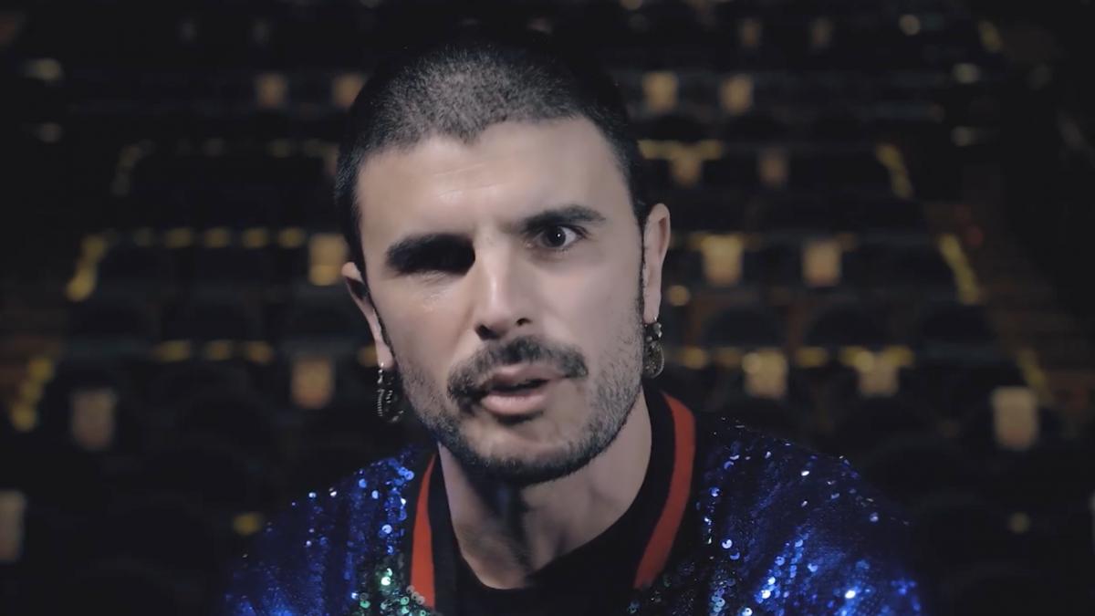 Rodrigo Cuevas gana'l Premiu al Meyor Cantar por «Rambalín»