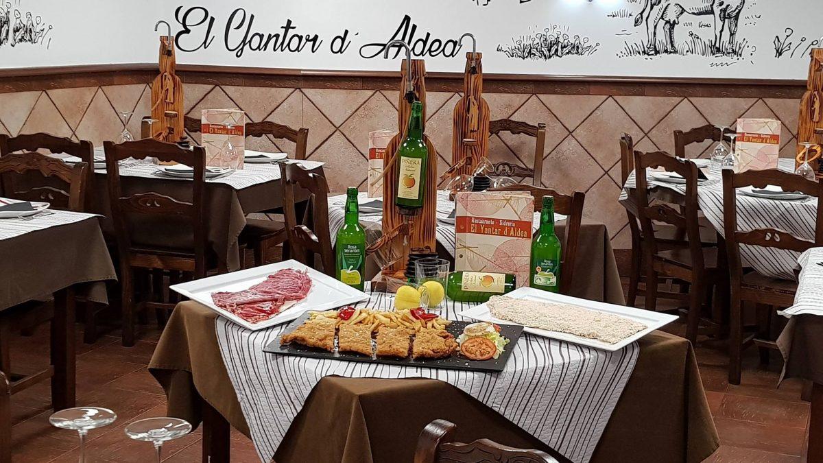 EL YANTAR D'ALDEA, disfruta de buena comida en casa