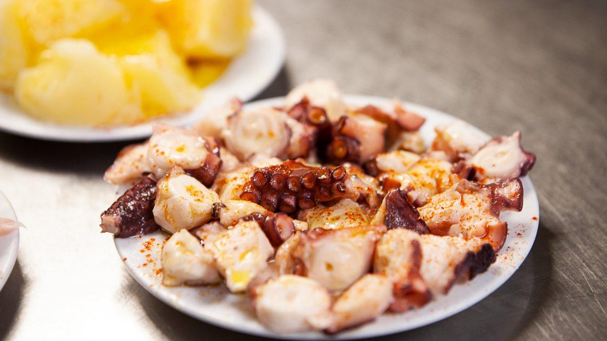 A Feira do Pulpo: Cocina galega en tu casa.