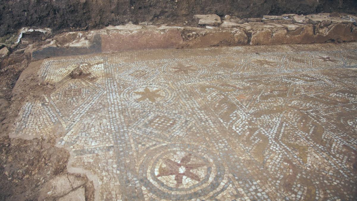 La villa romana de La Estaca va  a convertirse en BIC
