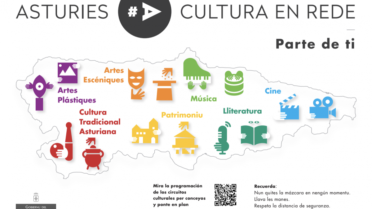 """Asturies, Cultura en Rede"" llena el país de actividades culturales"