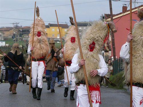 Tradiciones navideñas: Los Aguilandos