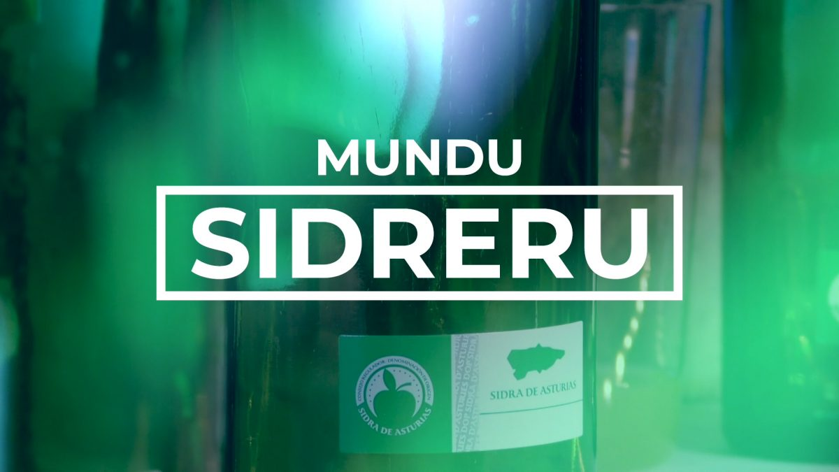 Mundu Sidreru termina temporada este jueves con un programa especial con Xosé Ambás
