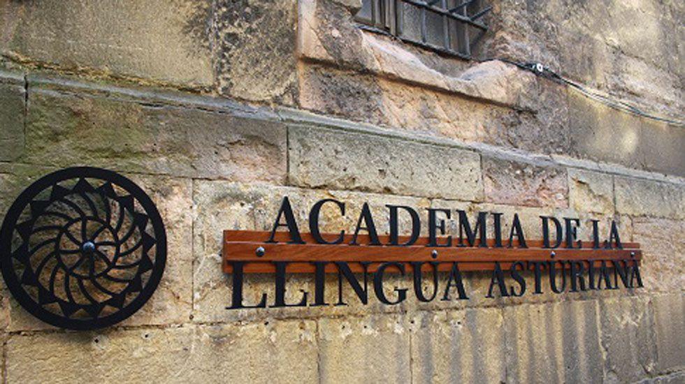 Hace 40 años que se fundó la Academia de la Llingua Asturiana