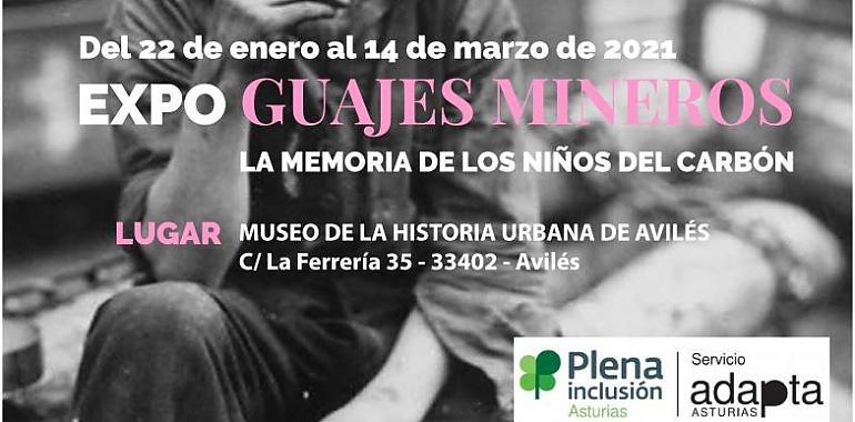 Desde esta semana, exposición «Guajes mineros» en Avilés