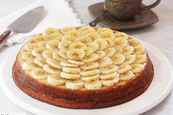 Les recetes llambiones de Beatriz Rato: Pastel de plátanos