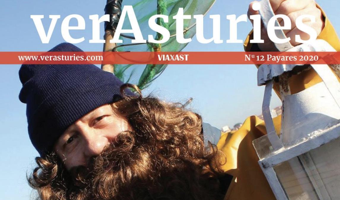 La revista ViaxAst tien na cai'l númberu 12