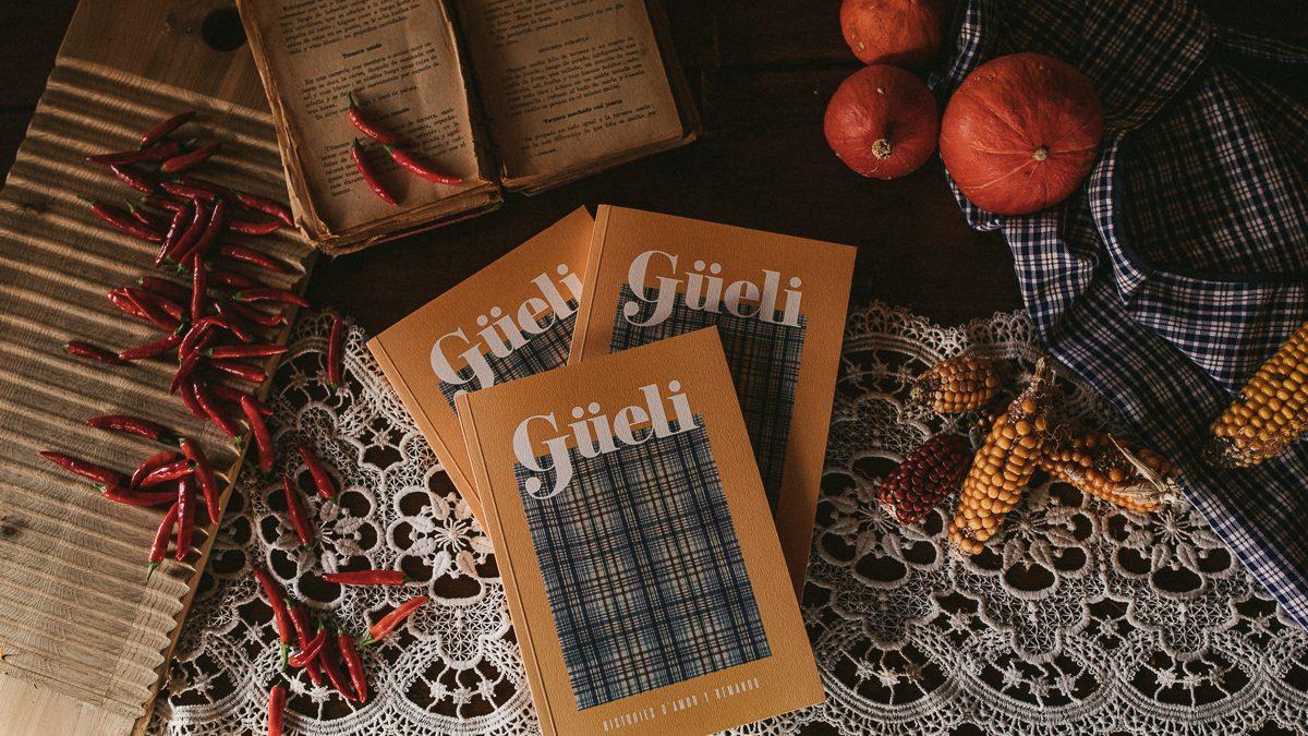 Llega a las librerías la segunda edición de 'Güeli', el libro que homenajea a las abuelas asturianas