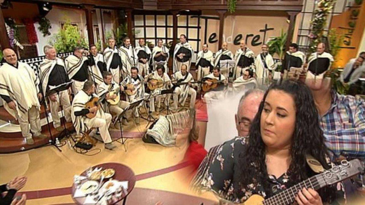 Cuando en Canarias se escuchó canción asturiana