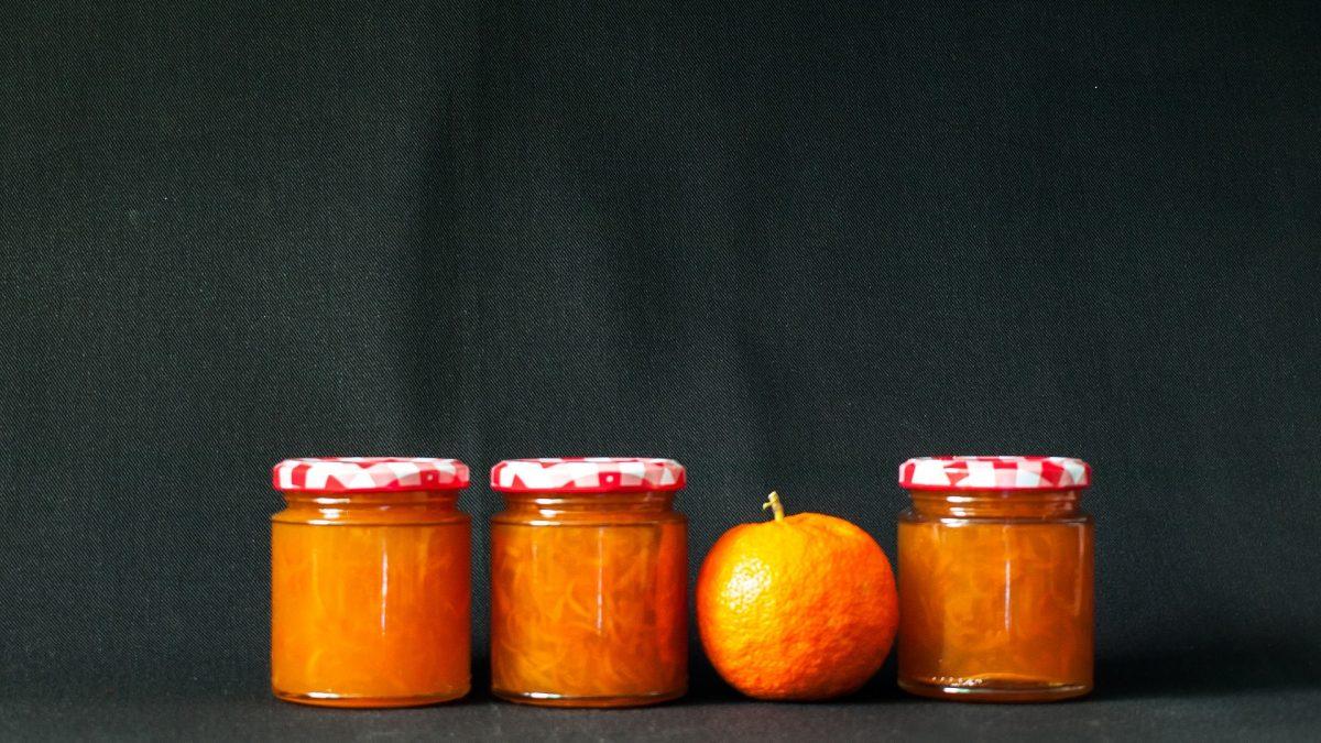 Les recetes llambiones de Beatriz Rato: Mermelada amarga de naranjas