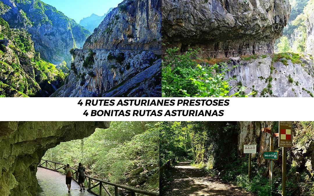 4 rutas asturianas