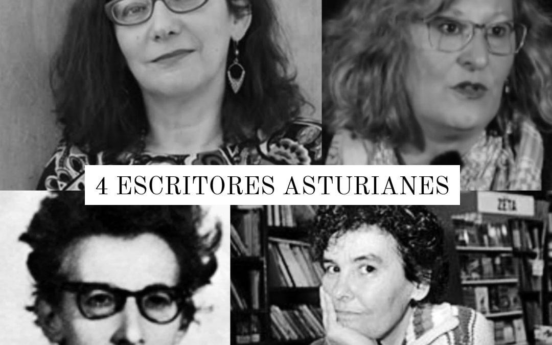 4 Escritoras asturianas.
