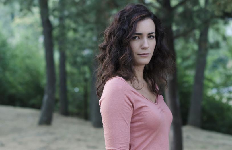 María Cotiello, una mierense en la gran pantalla.