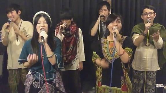 Un grupo japonés versiona la famosa canción «Ribeseyana» de Corquiéu.