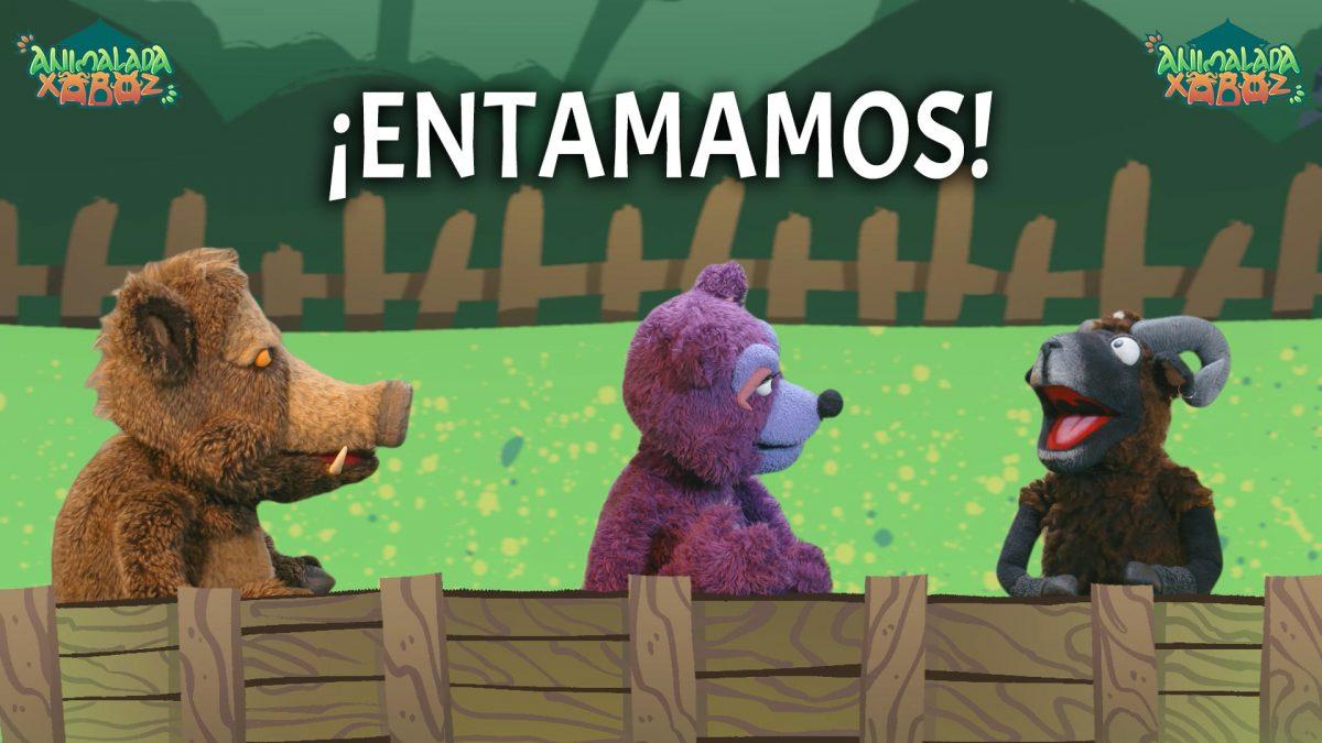 La TPA emite Animalada Xabaz, un programa dirigido a público infantil y familiar