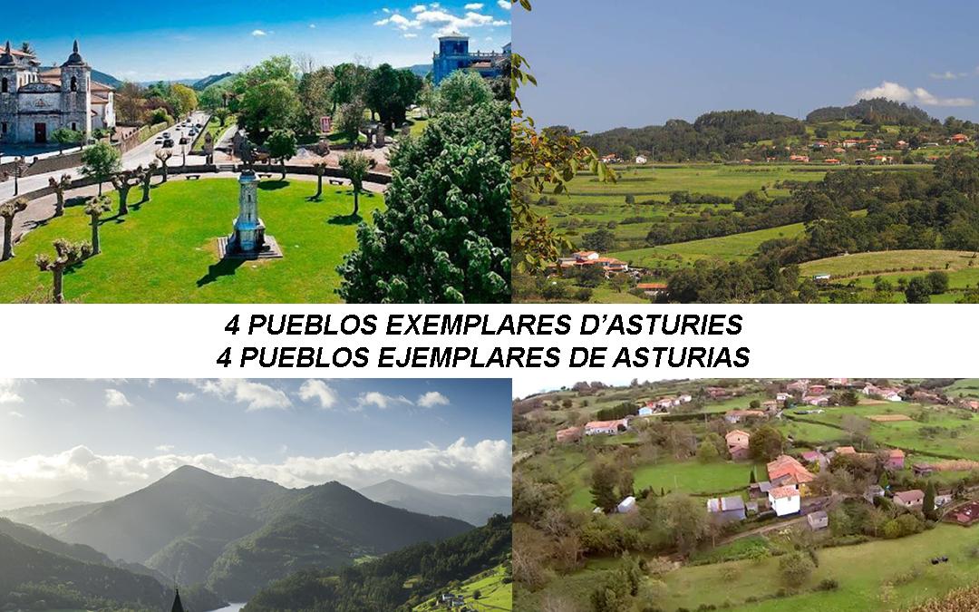 Pueblos ejemplares de Asturies