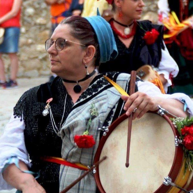 Fe Santoveña: «Un baille pa palo bien una jotina, pa lucime, el Pericote»