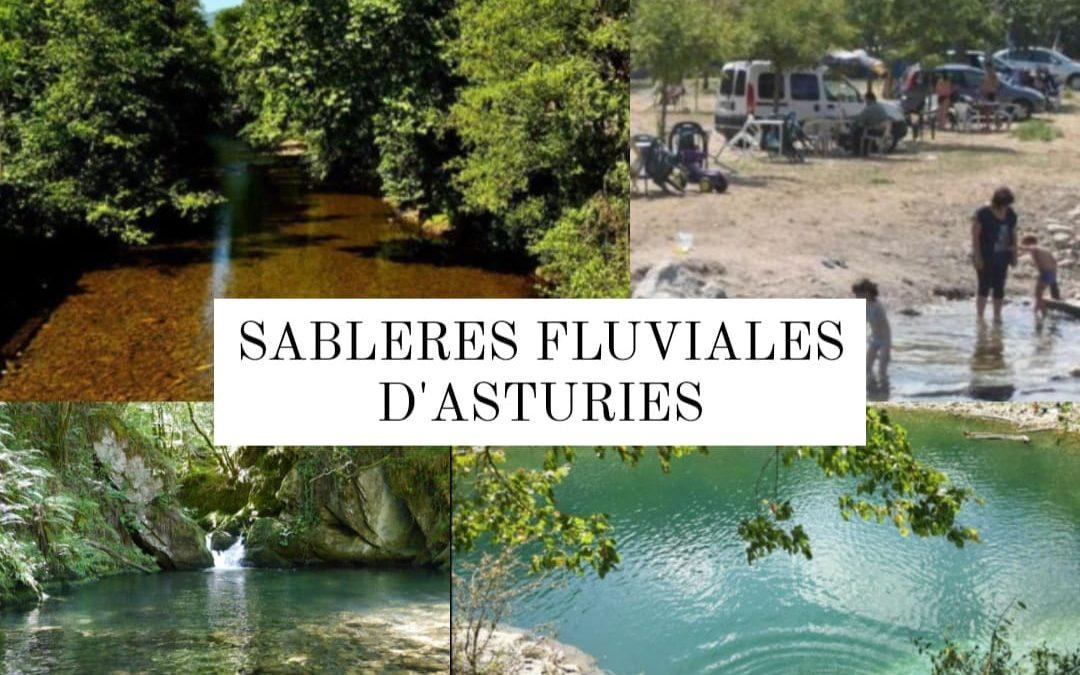 Playas Fluviales en Asturies que no te puedes perder
