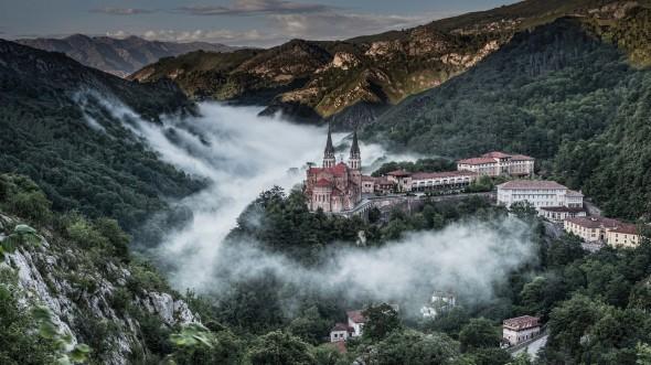 El Santuario de Cuadonga, tradiciones por doquier.
