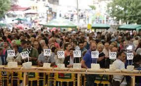 El Certamen del Cabrales comercializará 1.700 kilos de queso | El Comercio