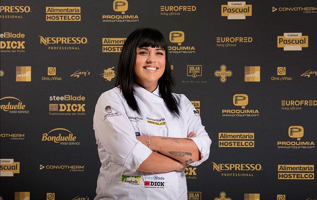 Lara Roguez, de ingeniera a chef de prestigio