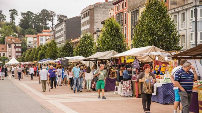 Top 4 de los mercados asturianos más conocidos.