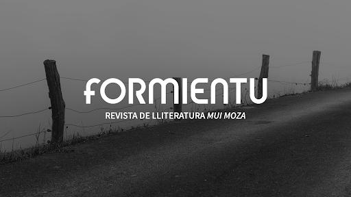 La revista literaria, Formientu, cumple 15 años.
