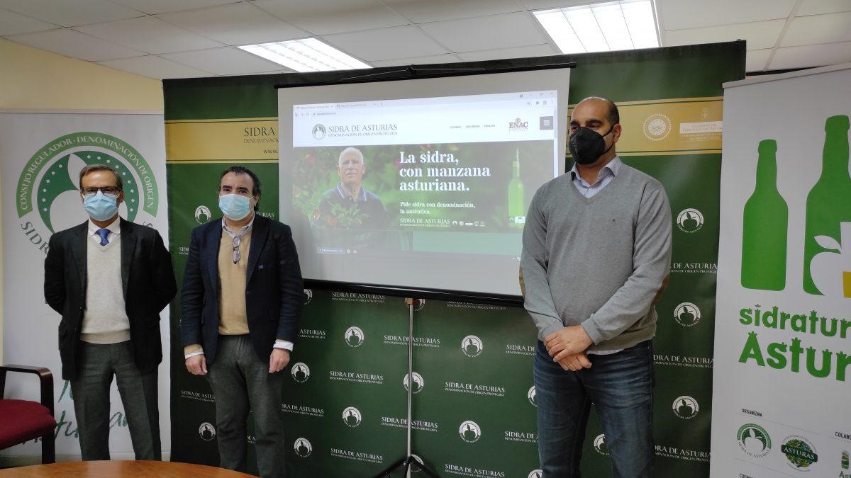 El Consejo Regulador DOP Sidra de Asturias crea un marketplace para productos amparados