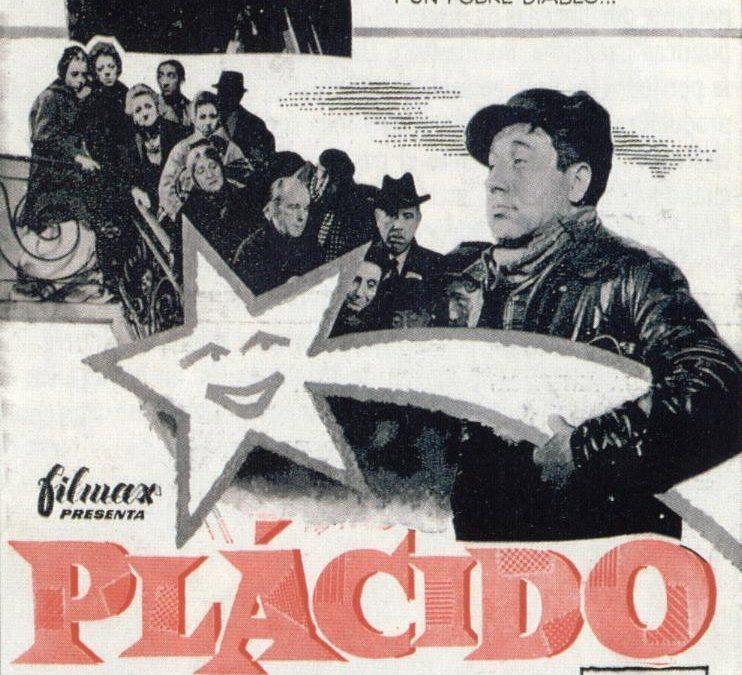 Colunga proyectará «Plácido» como homenaje a Berlanga
