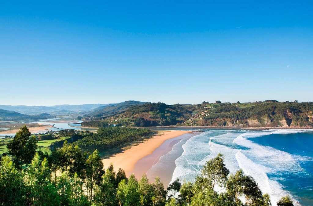 Rodiles: la playa de la que toda Asturies habla