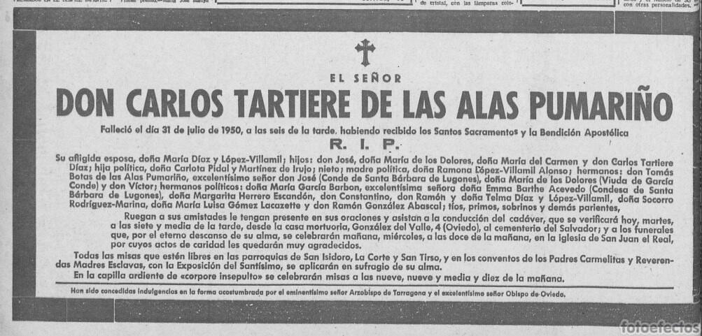 Carlos Tartiere, el 'sportman' que hizo historia
