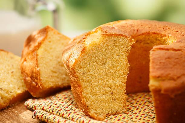 Les recetes llambiones de Beatriz Rato:Bizcocho de harina de maíz.