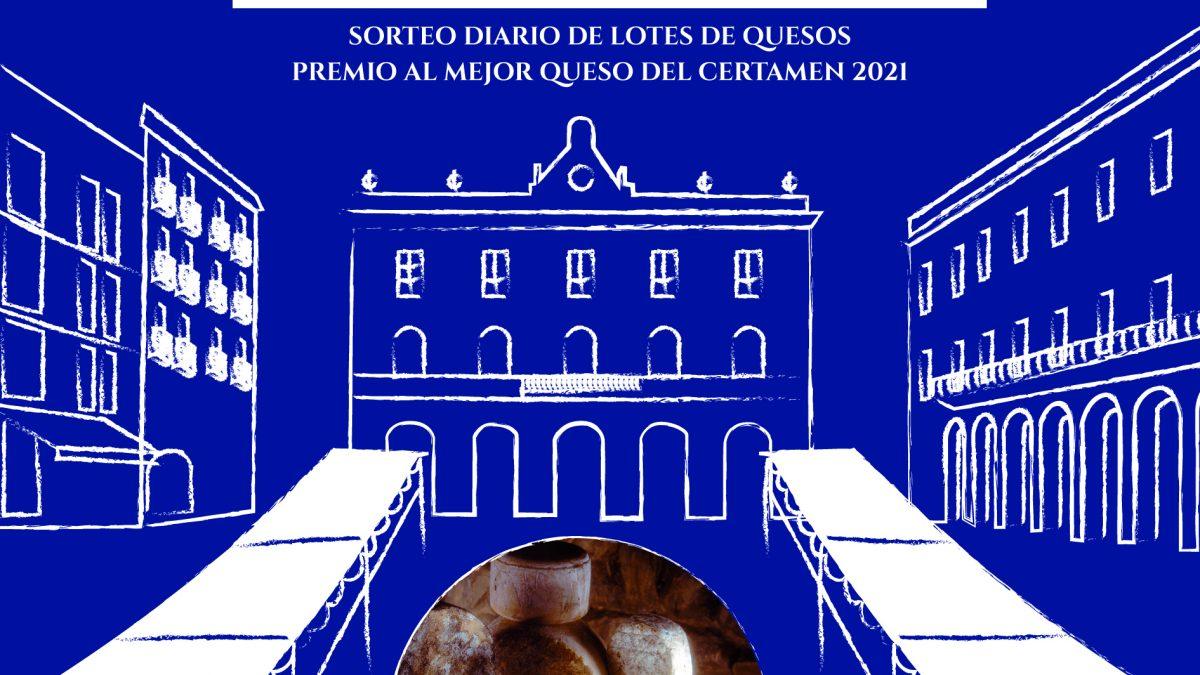 Gijón/Xixón celebra este fin de semana el IX Certamen de Quesos Artesanos de Asturias