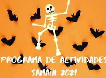 Ya está disponible el programa para Samaín de la Asociación Cultural La Serena