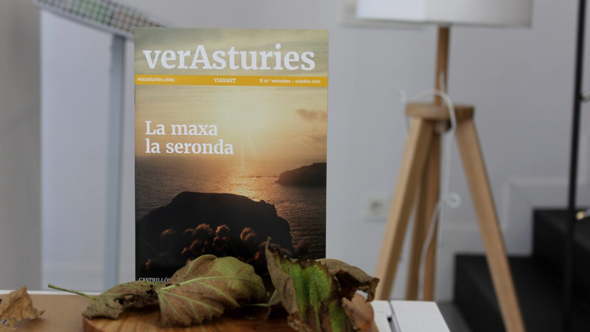 Viaxast, la revista de VerAsturies, lanza ya su número 16 dedicado al otoño